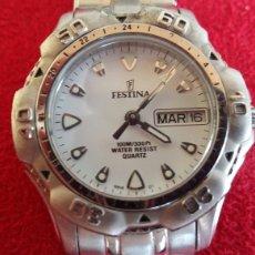 Relojes: RELOJ FESTINA CUARZO UNISEX .MIDE 35MM DIAMETRO EN PERFECTO ESTADO. Lote 206443766