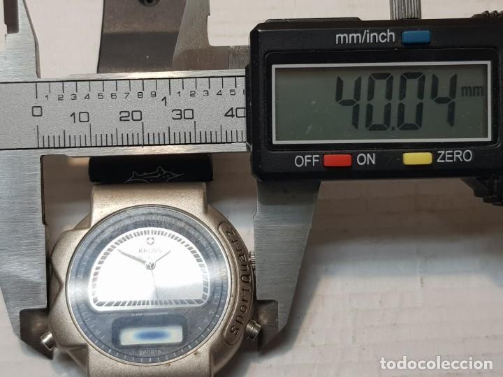 Relojes: Reloj Digital Analogico Kross N.D.Limits - Foto 3 - 206515101
