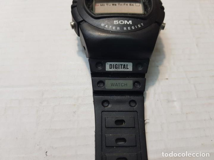 Relojes: Reloj Digital Ferrari Capri Sport Watch 1984 - Foto 4 - 206515698