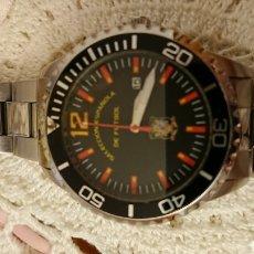 Relojes: RELOJ OFICIAL SELECCIÓN ESPAÑOLA DE FÚTBOL TORNELLI. Lote 207143046