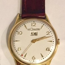 Relojes: LE COULTRE. Lote 207150440