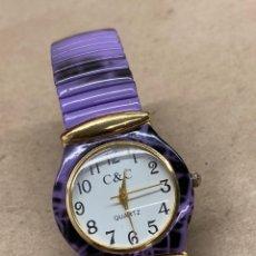 Relojes: RELOJ C&C QUARTZ. Lote 207185833