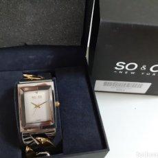Relojes: RELOJ SO & CO NUEVO. Lote 207206763