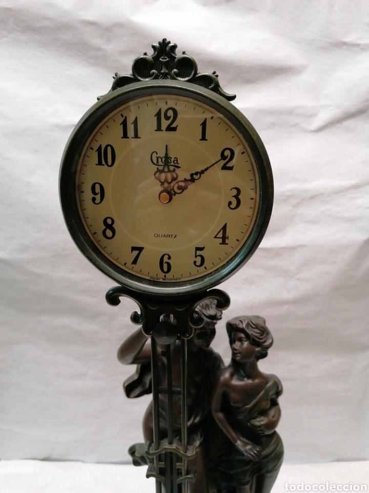 Relojes: Figura con reloj - Foto 6 - 207373628