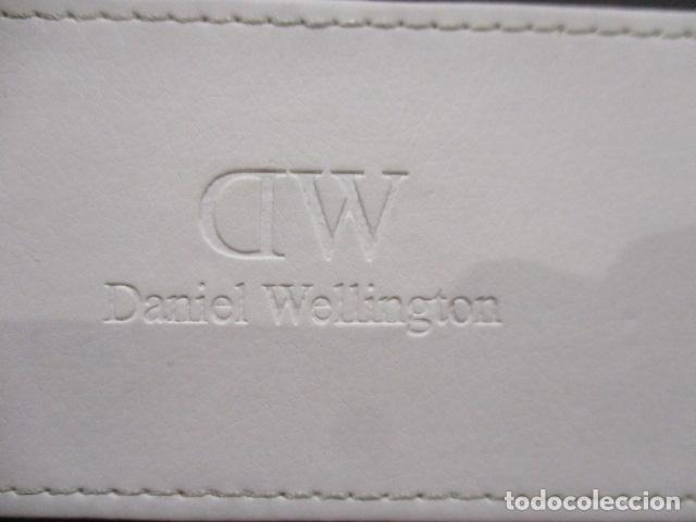 Relojes: CAJA VACIA RELOJ DANIEL WELLINGTON - 14 x 8 cm. - Foto 6 - 207413678