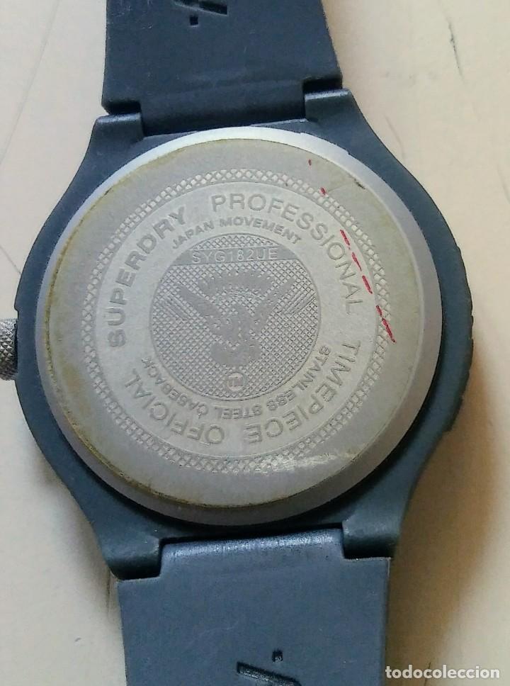 Relojes: RELOJ SUPERDRY JAPAN - Foto 4 - 207593991