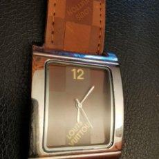 Relojes: RELOJ DE QUARTZ LOUIS VUITON PARIS FUNCIONANDO. Lote 207649591