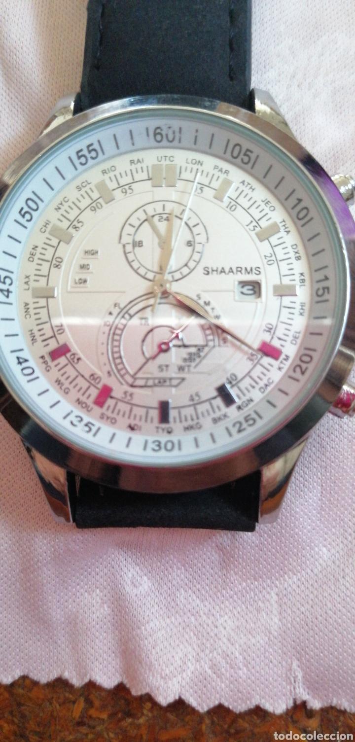 Relojes: RELOJ DE PULSERA MARCA SHAARMS - Foto 2 - 207973771