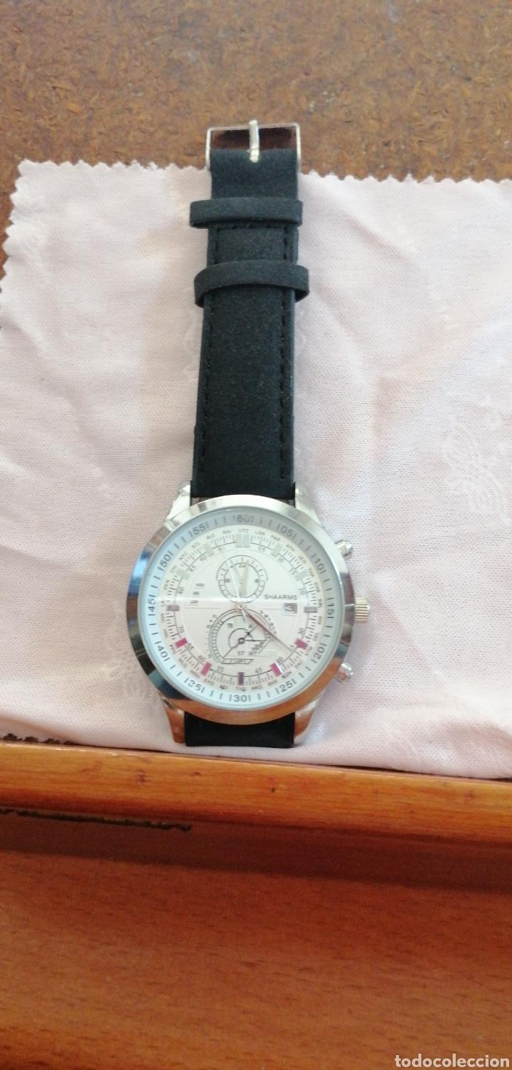 Relojes: RELOJ DE PULSERA MARCA SHAARMS - Foto 4 - 207973771