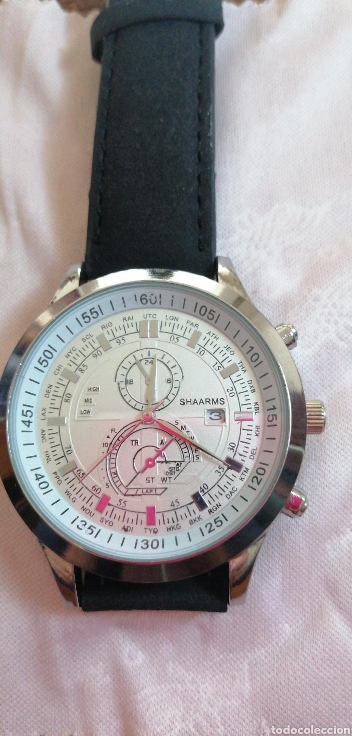 RELOJ DE PULSERA MARCA SHAARMS (Relojes - Relojes Actuales - Otros)
