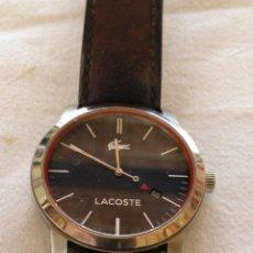 Relojes: RELOJ LACOSTE METRO 2010837. Lote 208164093
