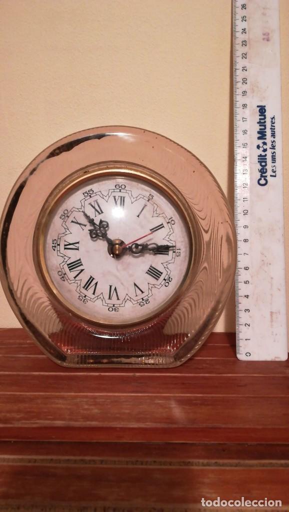 RELOJ DE VIDRIO (Relojes - Relojes Actuales - Otros)