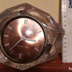 Relojes: ANTIGUO RELOJ DE VIDRIO. Lote 208178588