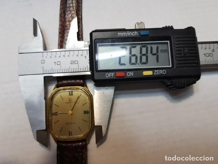 Relojes: Reloj Certina Quarzo serie 5120 Caballero funcionando - Foto 3 - 208760770