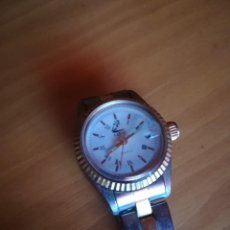 Relojes: RELOJ PULSERA LIPP. Lote 209334833