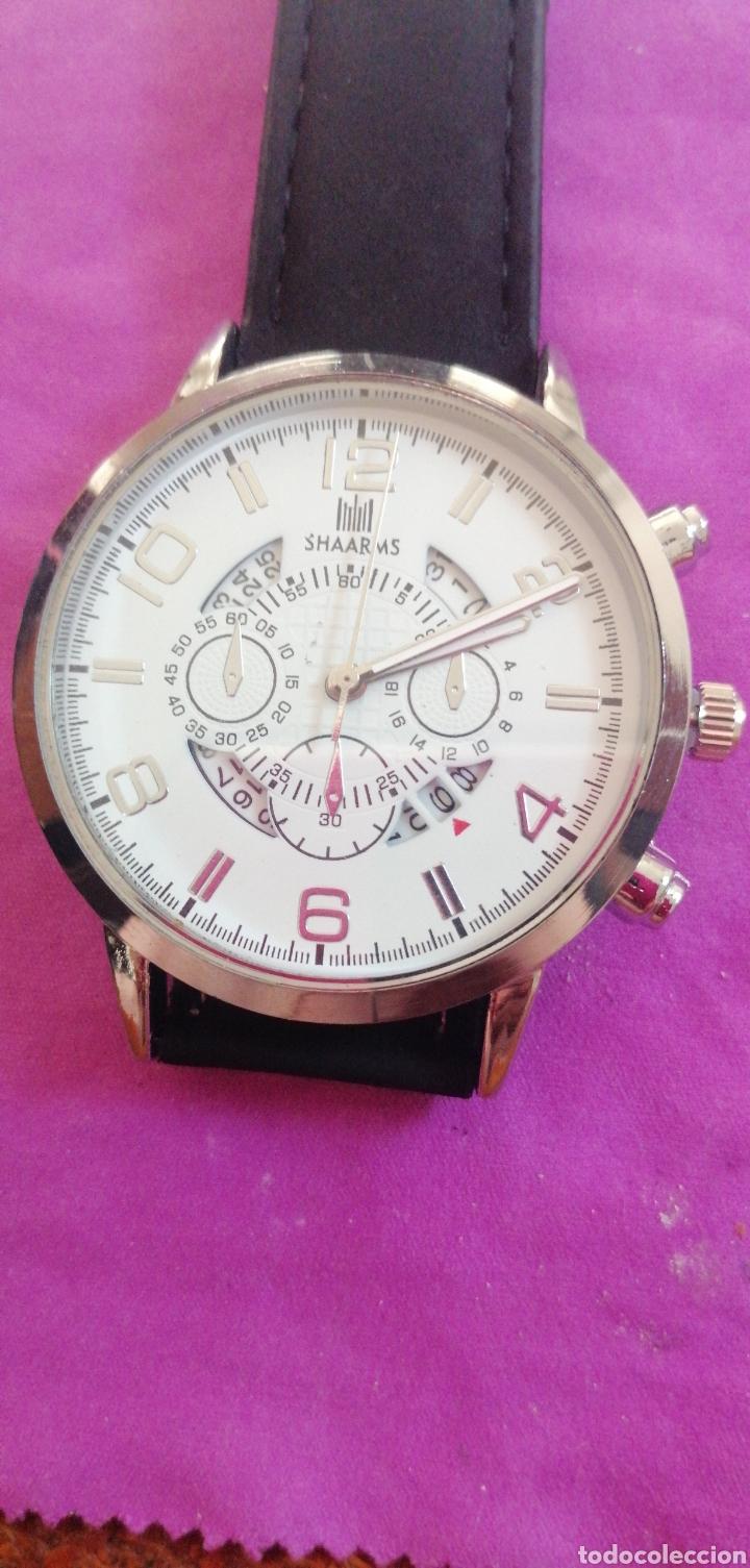 Relojes: RELOJ DE PULSERA MARCA SHAARMS - Foto 2 - 209591592