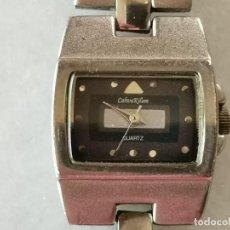 Relojes: RELOJ DE PULSERA DE SEÑORA CALWUKILUM QUARTZ FUNCIONANDO, MUY RARO. Lote 209647173