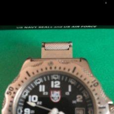 Relojes: RELOJ LUMINOX US NAVY SEALS AND US NAVY FORCE. Lote 209880170