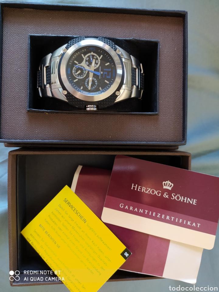 Relojes: Reloj aleman Herzog & Söhne - Foto 2 - 209990423