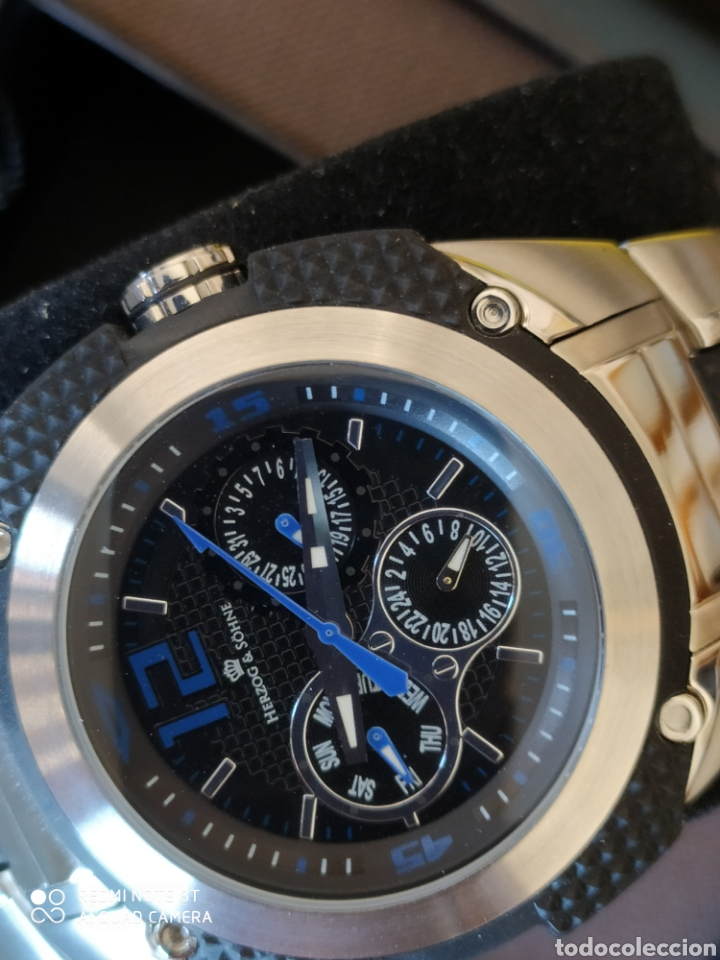 Relojes: Reloj aleman Herzog & Söhne - Foto 4 - 209990423