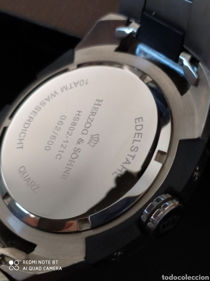 Relojes: Reloj aleman Herzog & Söhne - Foto 9 - 209990423