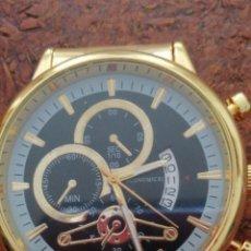 Relojes: RELOJ DE PULSERA MARCA ECONOMICXI NUEVO A ESTRENAR. Lote 210456382