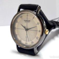 Relojes: RELOJ DE SEÑORA SAMSUNG AÑOS 90 DE CUARZO Y NUEVO. Lote 210612221