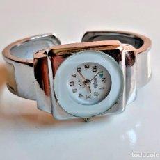 Relojes: RELOJ HUIQIN QUARTZ - CAJA DE 24 X 24.MM APROX. Lote 210615357