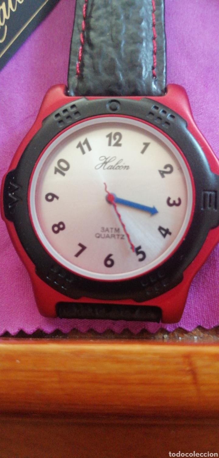 Relojes: RELOJ DE PULSERA MARCA HALCÓN - Foto 2 - 210657284
