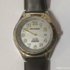 Relojes: RELOJ MILAN - ELECTRO LUMINOUS - WR 100FT. Lote 210723705
