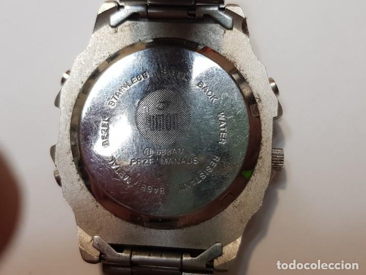 Relojes: Reloj Dumont Analogico Digital 1st Sub esfera amarilla - Foto 2 - 210962426
