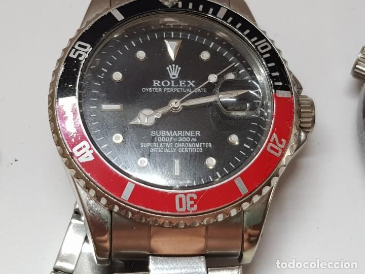 Relojes: Lote Relojes algunos interesantes automáticos Quarzo - Foto 2 - 211421001