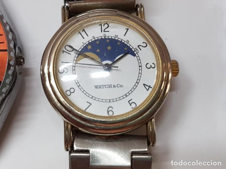 Relojes: Lote Relojes algunos interesantes automáticos Quarzo - Foto 4 - 211421001