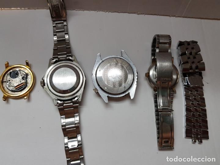 Relojes: Lote Relojes algunos interesantes automáticos Quarzo - Foto 7 - 211421001