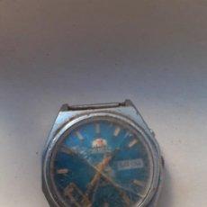 Relógios: ANTIGUO RELOJ ORIENT TRES ESTRELLA, VER FOTOS ROTO. Lote 211614965