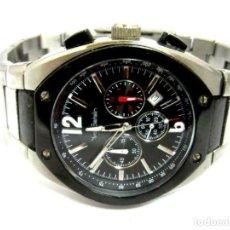 Relojes: RELOJ YVES BERTELIN--CRONOGRAFO PLATEADO-PRODUCTOS NUEVOS. Lote 211659798