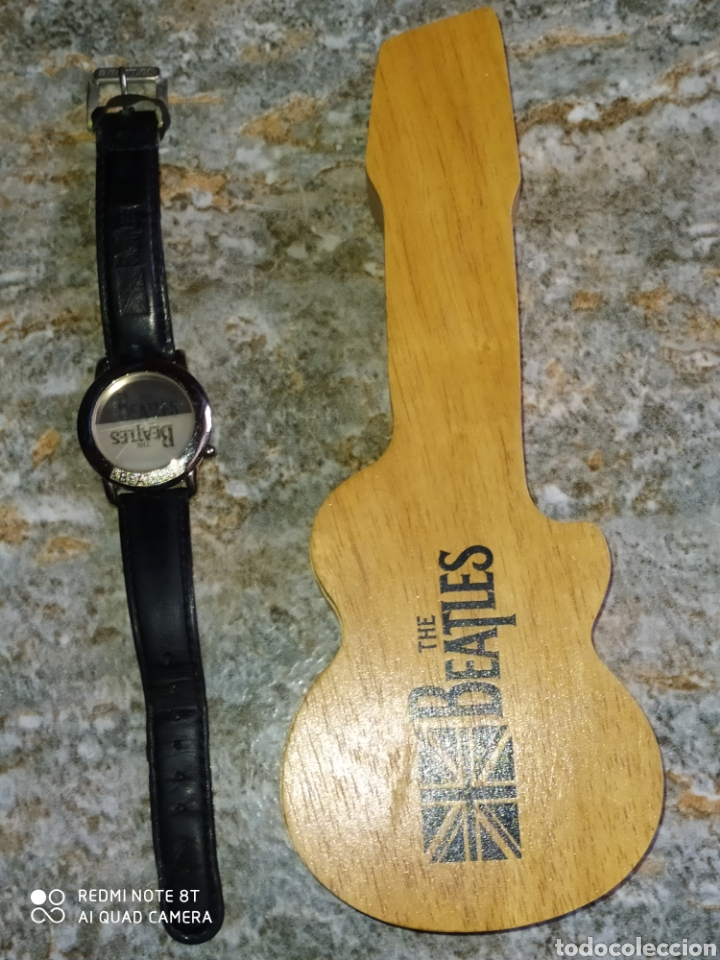 Relojes: RelojTHE BEATLES reloj commemorativo Apple Corps. LTD 1993 .VER FOTOS - Foto 2 - 211679009