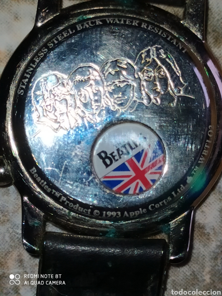 Relojes: RelojTHE BEATLES reloj commemorativo Apple Corps. LTD 1993 .VER FOTOS - Foto 5 - 211679009