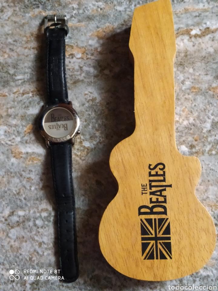 RELOJTHE BEATLES RELOJ COMMEMORATIVO APPLE CORPS. LTD 1993 .VER FOTOS (Relojes - Relojes Actuales - Otros)