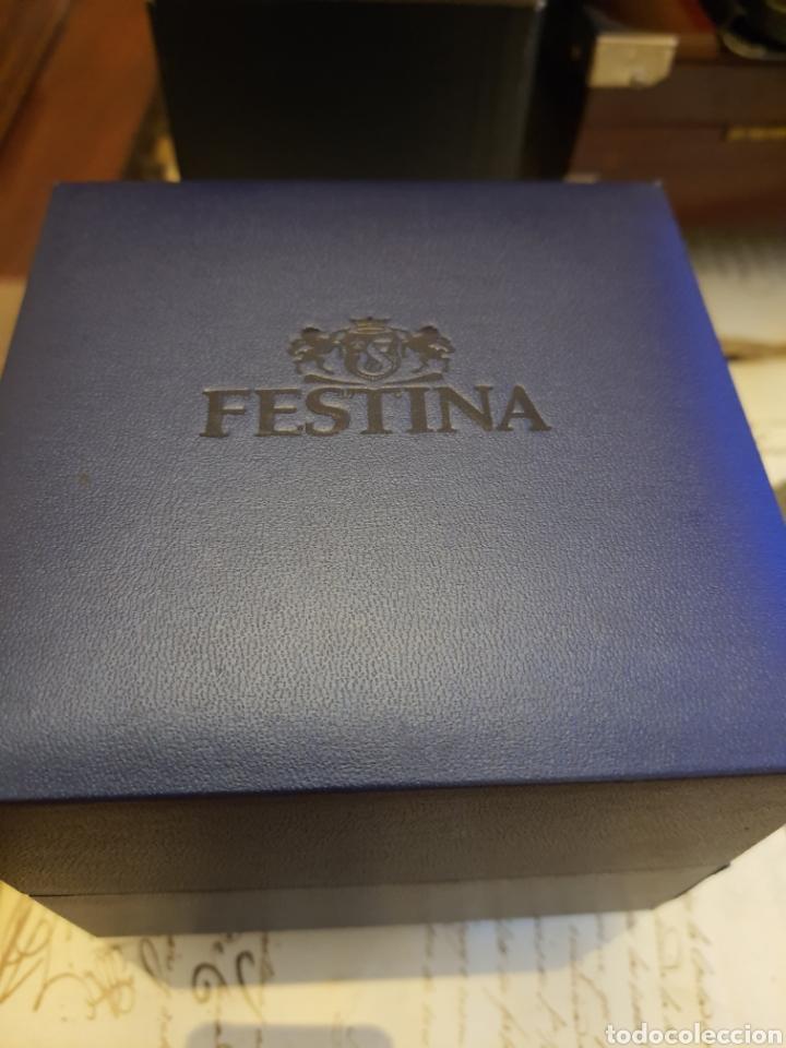 Relojes: Reloj Festina. 45mm. Muy poco uso .como nuevo. Perfecto funcionamiento . - Foto 7 - 211696271