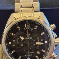 Relojes: RELOJ FESTINA. 45MM. MUY POCO USO .COMO NUEVO. PERFECTO FUNCIONAMIENTO .. Lote 211696271