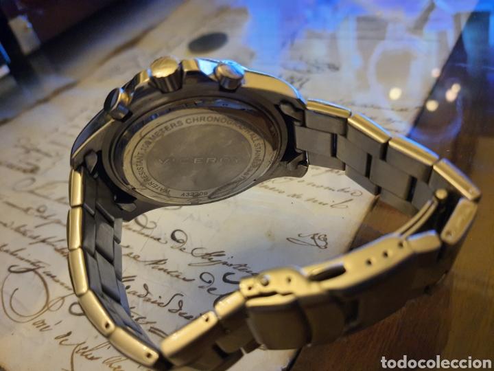 Relojes: Reloj Viceroy 45mm. Perfecto funcionamiento . Cuarzo . - Foto 3 - 211697339