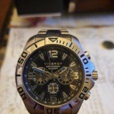 Relojes: RELOJ VICEROY 45MM. PERFECTO FUNCIONAMIENTO . CUARZO .. Lote 211697339