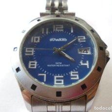 Relojes: MAGNIFICO RELOJ DUWARD 5ATM DE QUARZO DE CABALLERO FUNCIONANDO BIEN. Lote 211787132