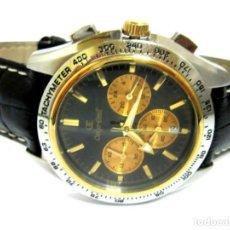 Relojes: RELOJ OSKAR EMIL CRONOGRAFO- RELOJ DE PULSERA CON NEGRO COLGANTE-PRODUCTOS NUEVOS. VER FOTOS. Lote 211806796