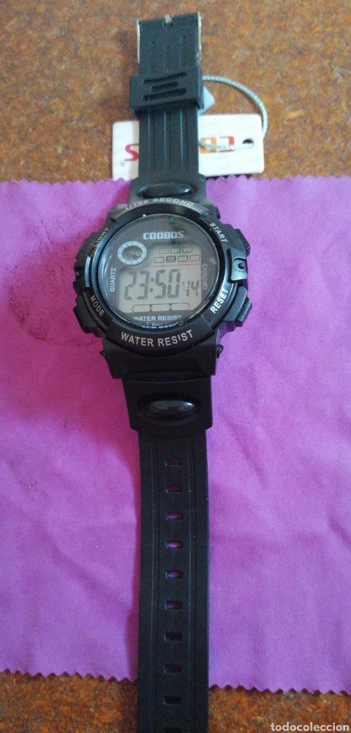 Relojes: RELOJ DE PULSERA DIGITAL MARCA COOBOS - Foto 2 - 212064656