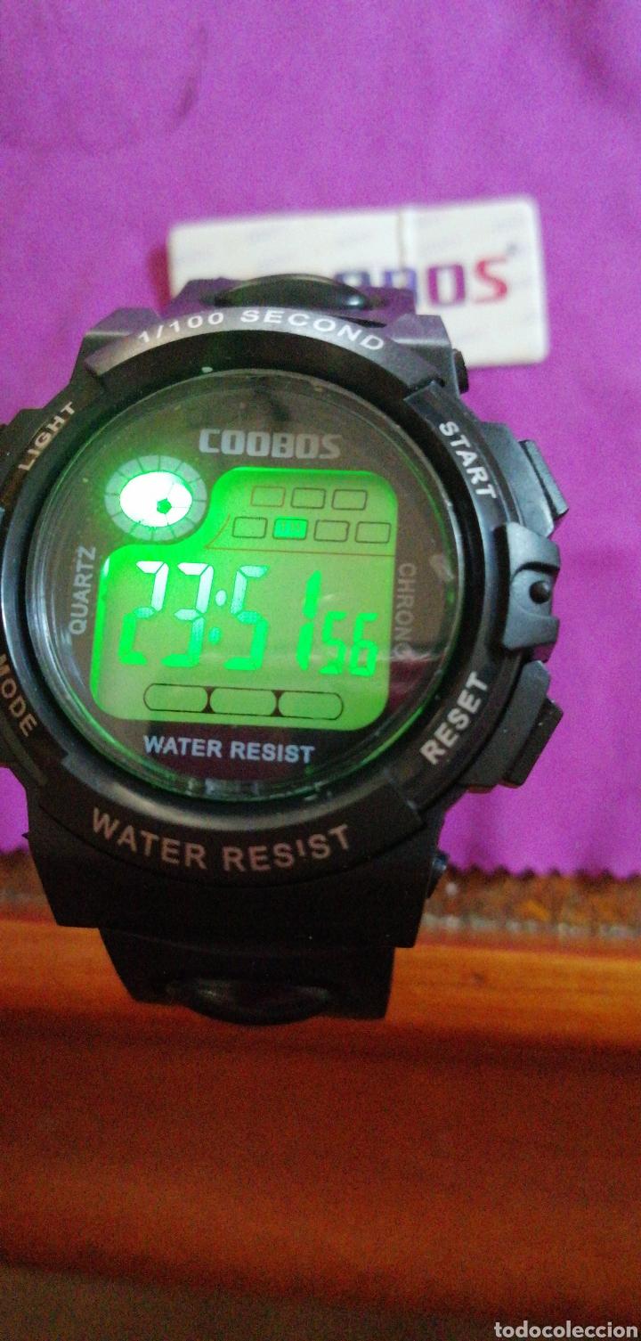 Relojes: RELOJ DE PULSERA DIGITAL MARCA COOBOS - Foto 4 - 212064656