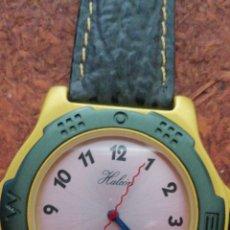 Relojes: RELOJ DE PULSERA MARCA HALCÓN QUARTZ 3 ATM. Lote 212097780