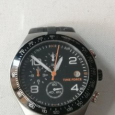 Relojes: RELOJ DE CABALLERO TIME FORCE CRONOGRAFO.. Lote 212249403