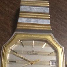 Relojes: PRECIOSO RELOJ EXQUISIT EXTRA-PLANO CON CORREA METÁLICA. VER FOTOS.. Lote 212365516